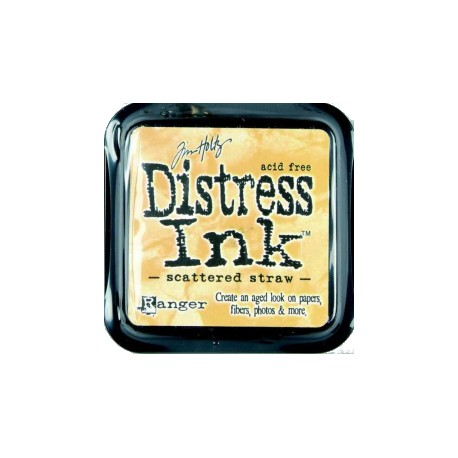 Distress Ink Pad - Scattered Straw