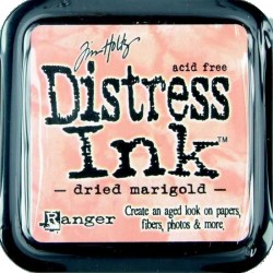 Distress Ink Pad - Dried Marigold