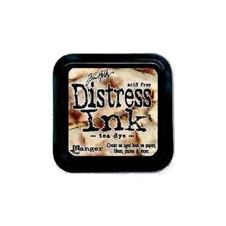 Distress Ink Pad - Tea Dye