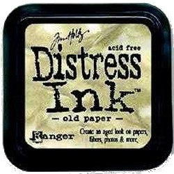 Distress Ink Pad - Old Paper