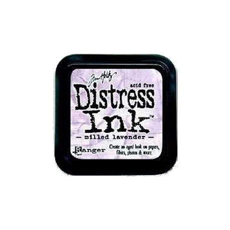 Distress Ink Pad - Milled Lavender