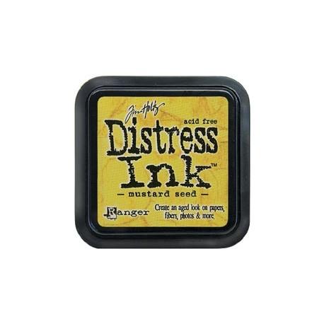 Distress Ink Pad - Mustard Seed