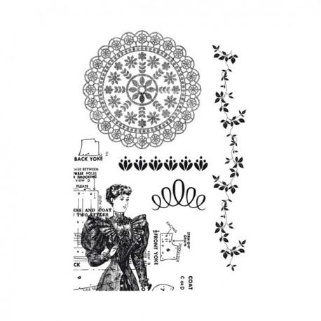 Sello Acril. - MADAM Boutique