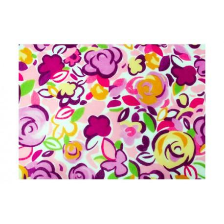 Fieltro estampado - Blooming Floral