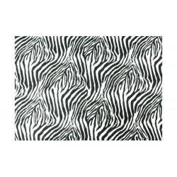Fieltro estampado - Zebra Zowl
