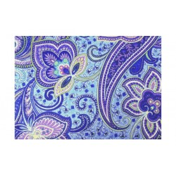 Fieltro estampado - Paisley