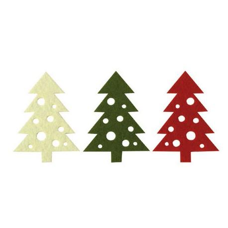 3 Pinos (verde - blanco - rojo)