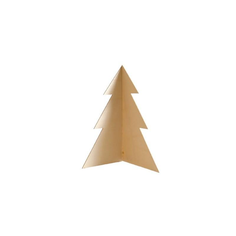 Pino en madera 3D pequeño