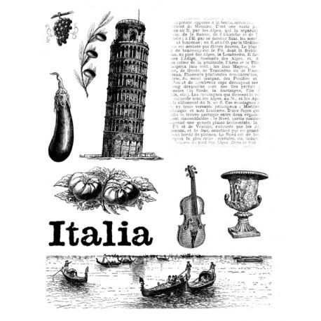 Sellos Acrílicos - ITALY