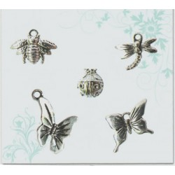 Charms insectos
