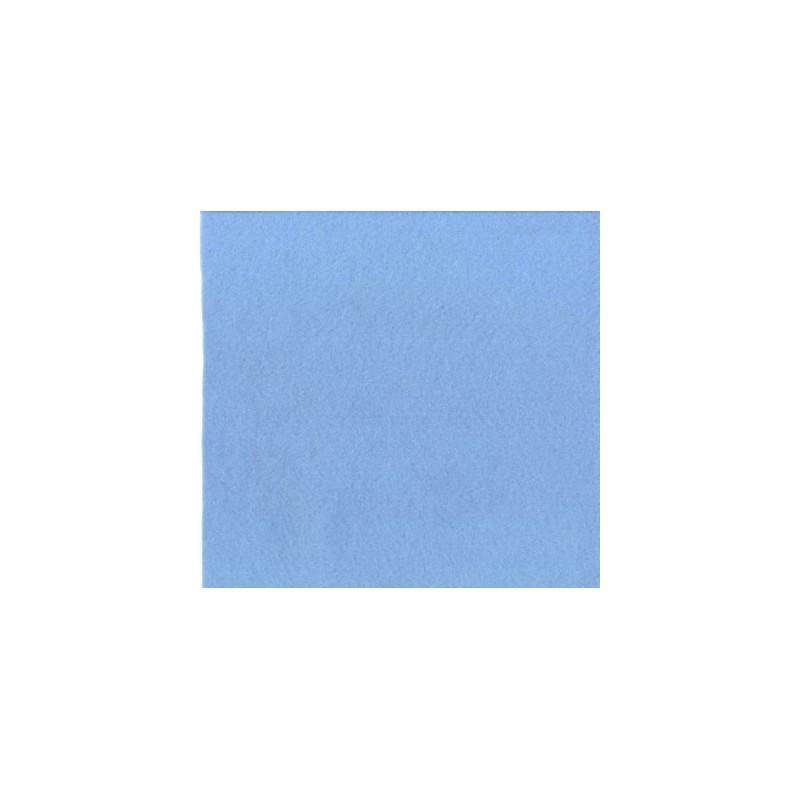 Fieltro 2mm Azul claro