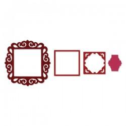 Framelits Die - Frame Fancy Square
