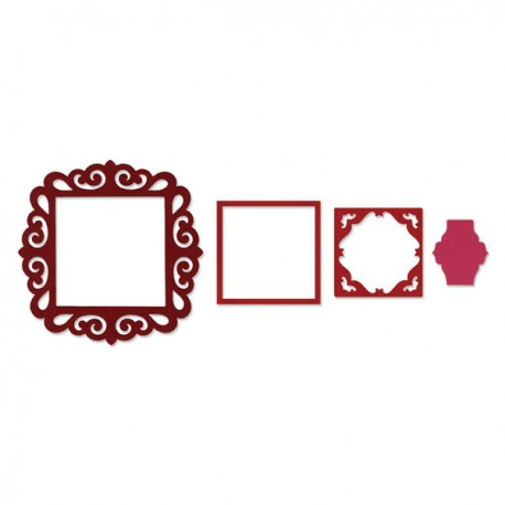 Framelits Die - Frame Fancy Square
