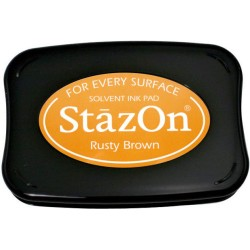 StazOn - RUSTY BROWN