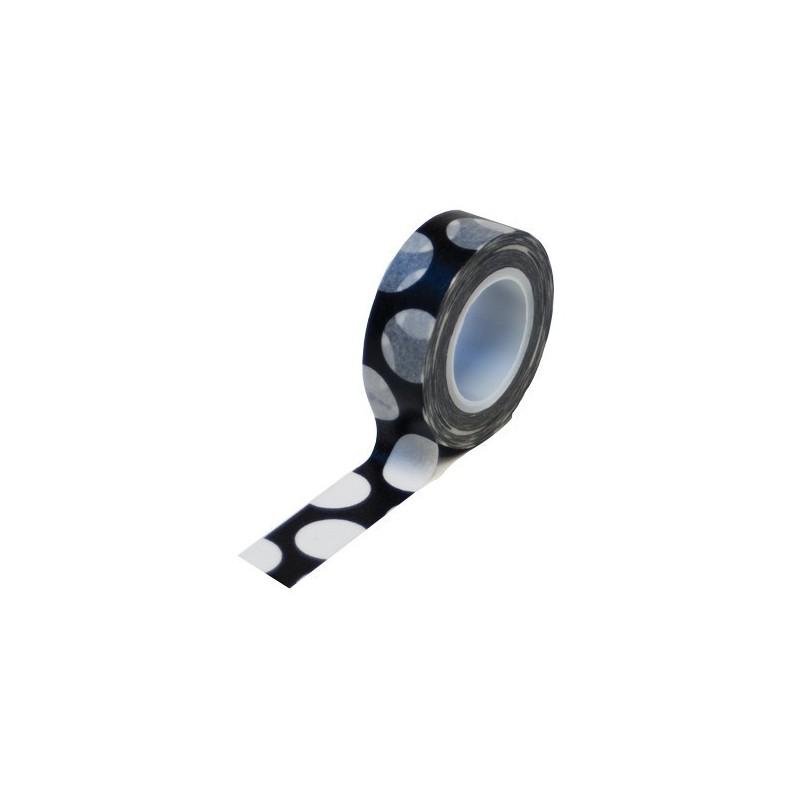 Trendy Tape - Mega Dot Black
