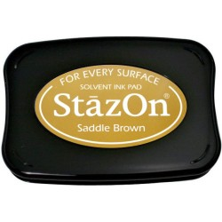 StazOn - SADDLE BROWN