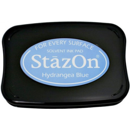 StazOn - HYDRANGEA BLUE