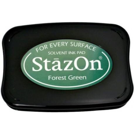 StazOn - FOREST GREEN