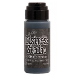 DISTRESS STAIN - Black Soot