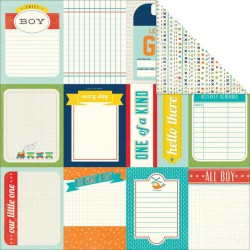 SCOOT - Journaling Cards 3X4