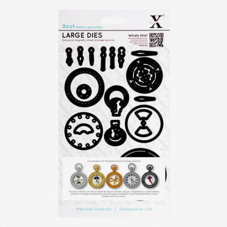 Xcut Large Die Set - Pocket Watch