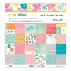 Amy Tangerine - Yes Please Paper Pad