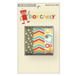 Boy Crazy - Decorative Tape
