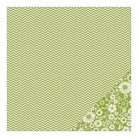 Basics - Leaf Chevron