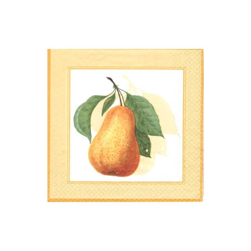 Pera Amarilo-verde
