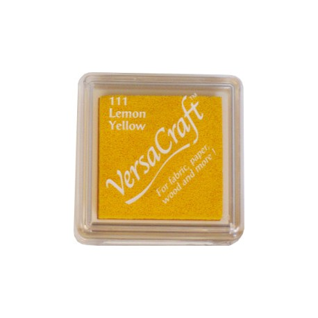 Tinta MINI VERSACRAFT - Lemon Yellow