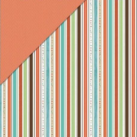 Fern & Forest Boy - Forest Stripe
