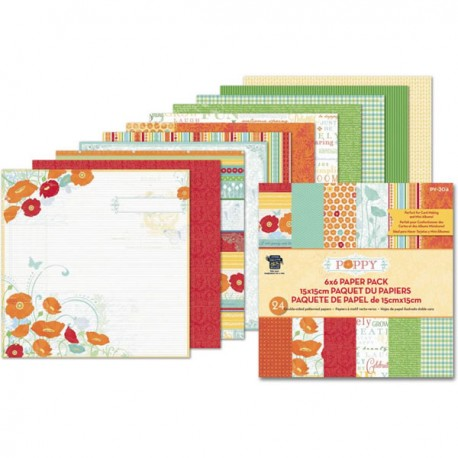 Poppy Paper Pad
