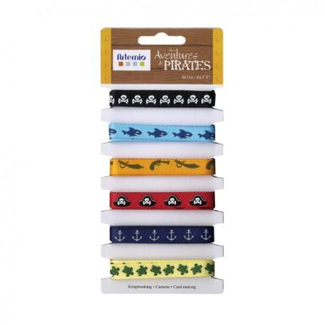 Surtido cintas piratas