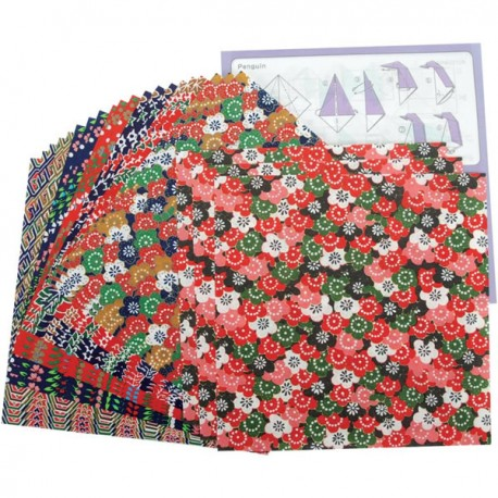 Surtido Origami Yuzen II