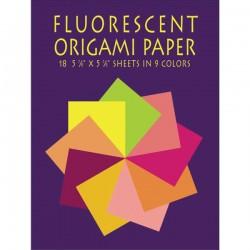 Surtido Origami Fluo