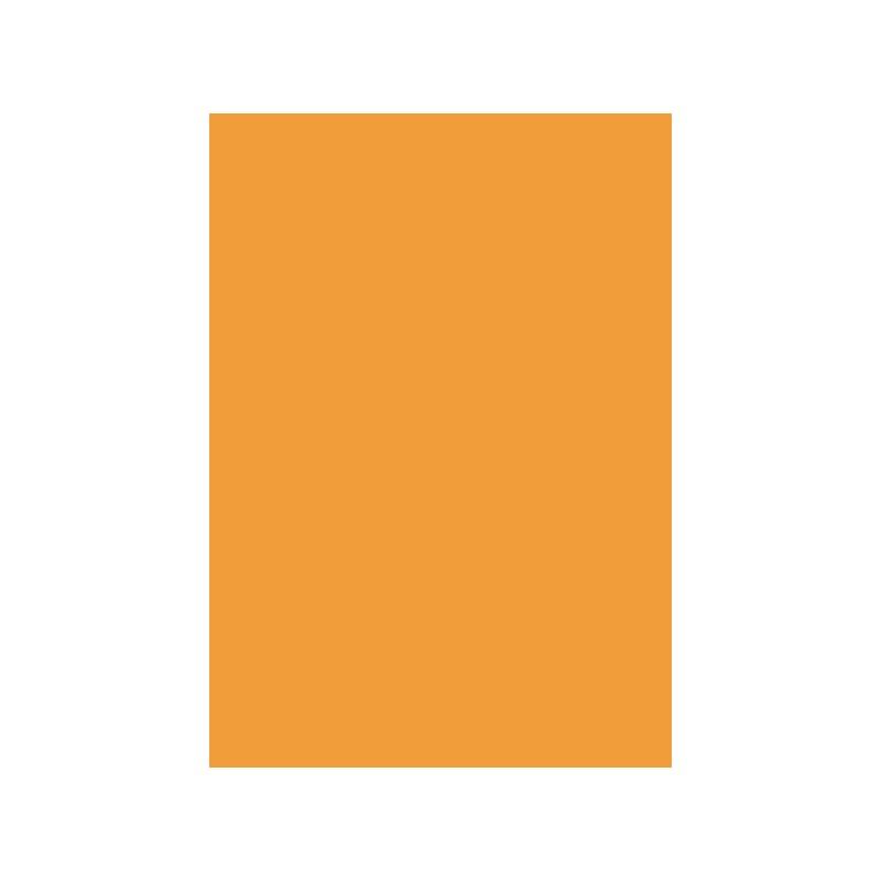 Hoja A4 160g clementina