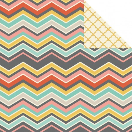 Sky's The Limit - Mixed Chevron