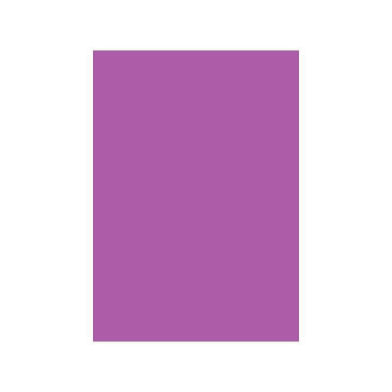 Hoja A4 160g violeta
