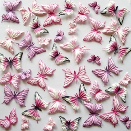 Surtido 40 Mariposas – Rosée