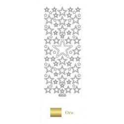 Peel Off - Estrellas Oro