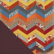 Feels Like Home - Chevron Quilt