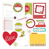 Christmas Countdown Cardstock Die-Cuts