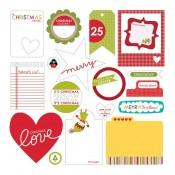 Christmas Countdown Cardstock Die-Cuts