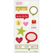 Christmas Countdown Stickers Captions