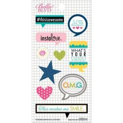 Snapshots Stickers - Captions