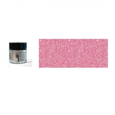 Pearl Ex pigmento - Flamingo Pink