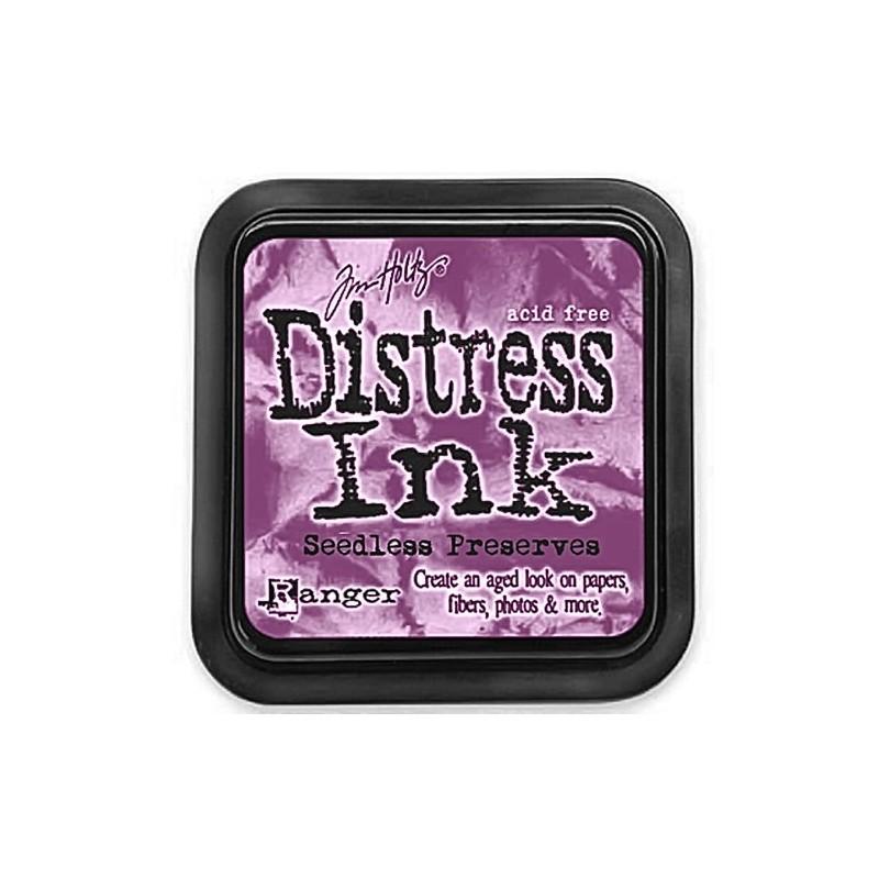 Distress Ink Pad - Seedless Preserves