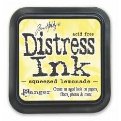 Distress Ink Pad - Squeezed Lemonade