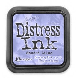 Distress Ink Pad - Shaded Lilac