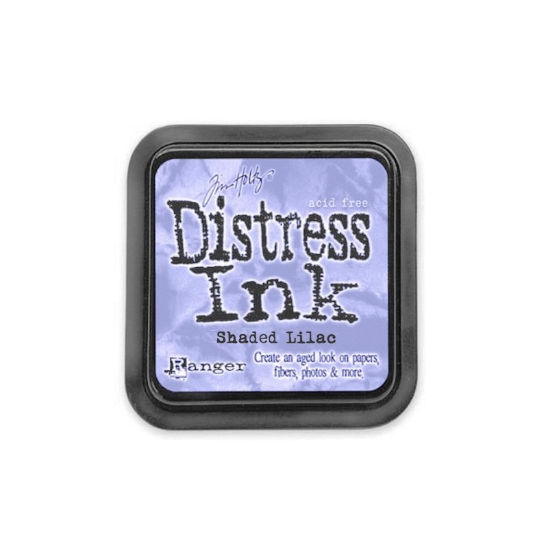 Distress Ink Pad - Shaded Lilac